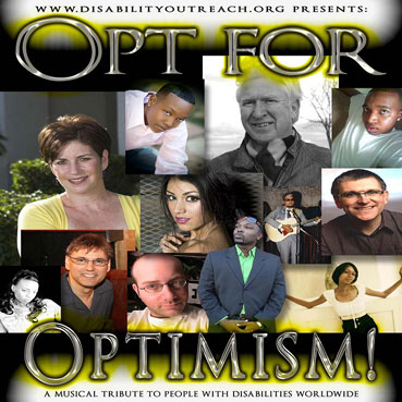 Opt for Optimism CD